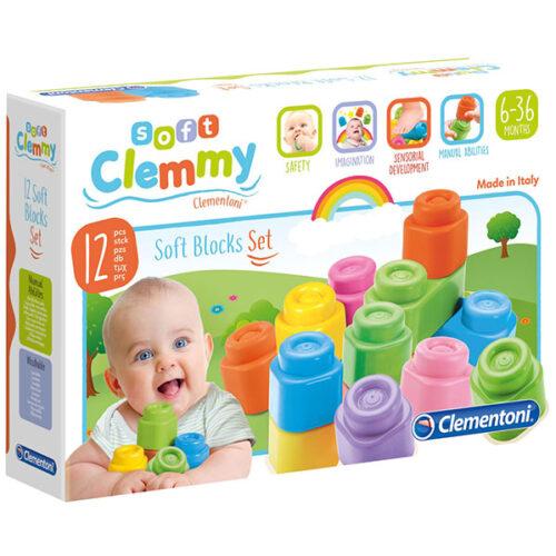 Gumene kocke za decu Clemmy12