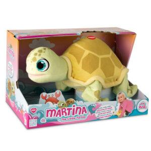 Plisana kornjaca za decu Martina