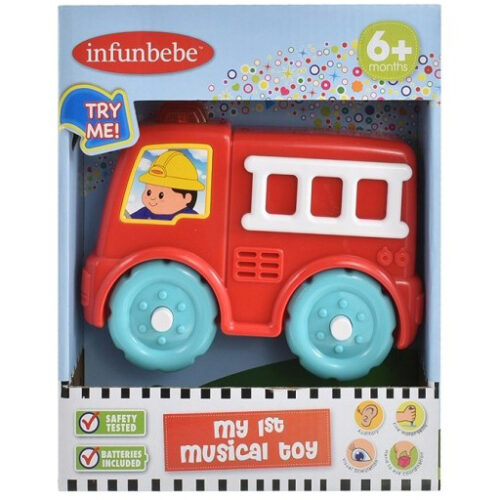Muzicka igracka kamion Infunbebe
