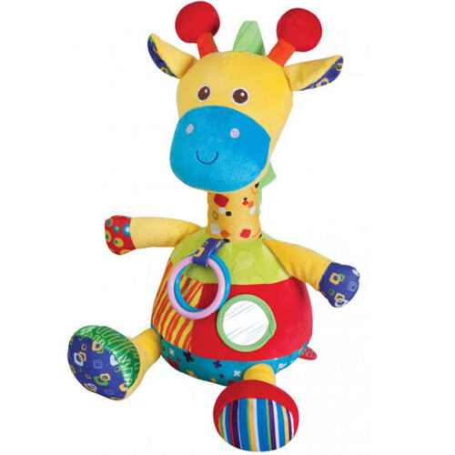 plisana bebi igracka pfd zirafa