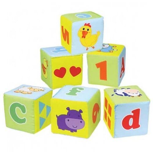 Pliasane kocke za bebe Parkfield