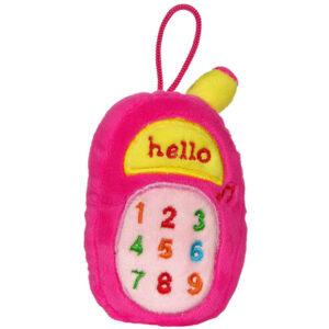 plisani mizicki telefon roze