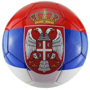 Lopta za fudbal Srbija