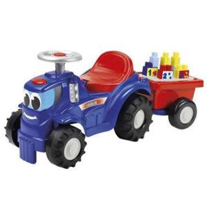 guralica traktor ecoiffier