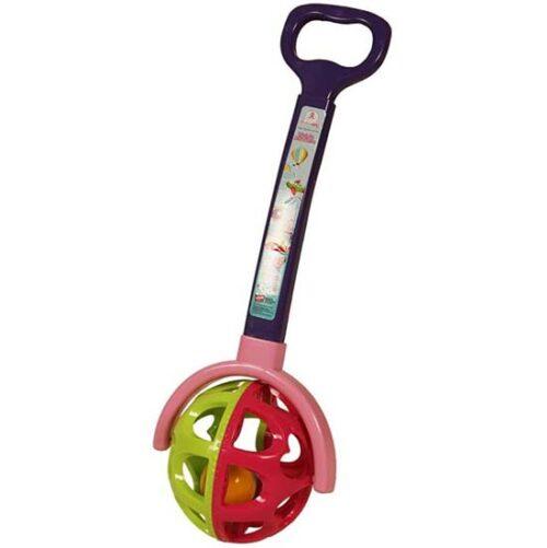 sarena plasticna guraljka za decu Ball