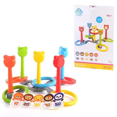 igracka za bebe nabaci krug 2