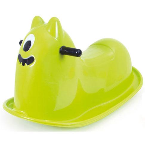 zelena klackalica za decu mons