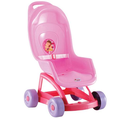 Kolica za lutke Pink
