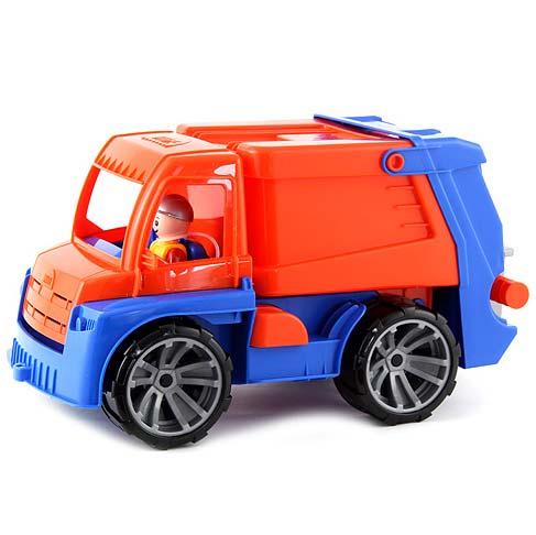 Narandzasti smecarski kamion Lena