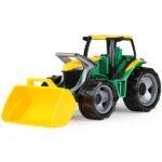 Lena zeleni traktor sa kasikom 62 cm
