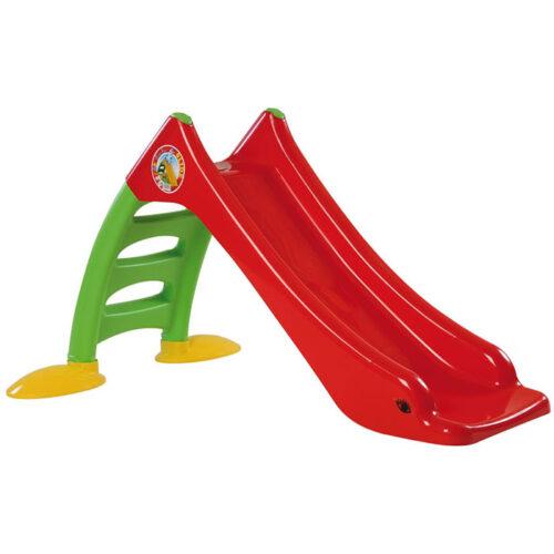 crveno zeleni tobogan za decu duck