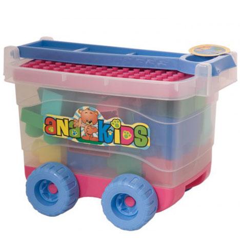 plasticna kutija sa kockama mop