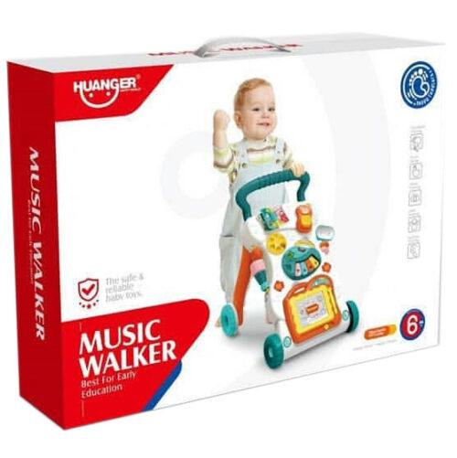 Hodalica setalica za bebe Walk 2