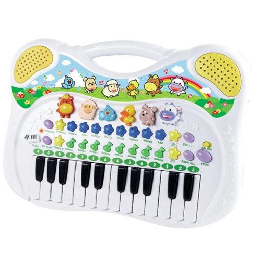 Bebi muzicki piano Multi