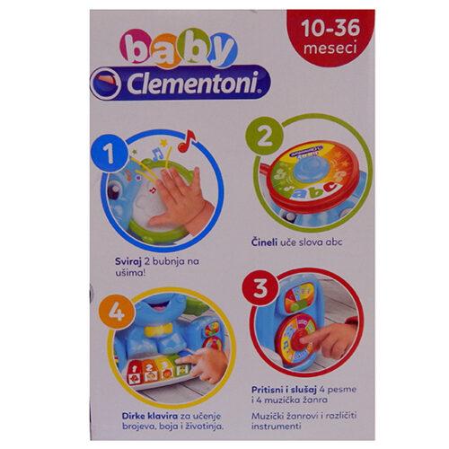 Clementoni Slonce 3
