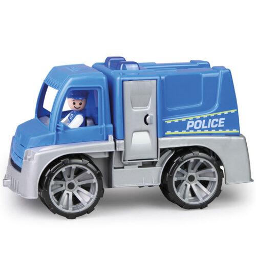 Lena kamion policija