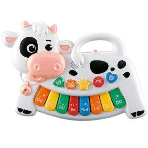 muzika igracka sa tipkama bela kravica