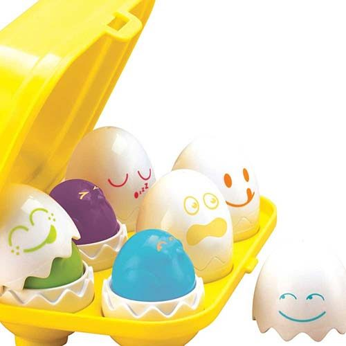 Didakticka igracka Tomy jaja