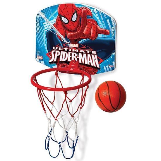 Obruc i tabla za kosarku Spiderman