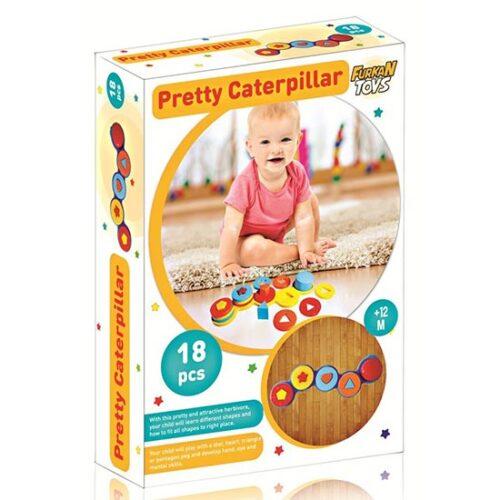 Kutija sa edukativnom igrackom za bebe Furkan