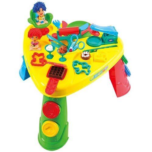Edukativni sto sa plastelinom Play go