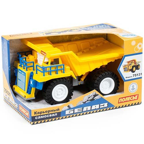 Igracka kamion kiper Belaz