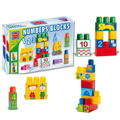 Kocke Maxi blocks 36