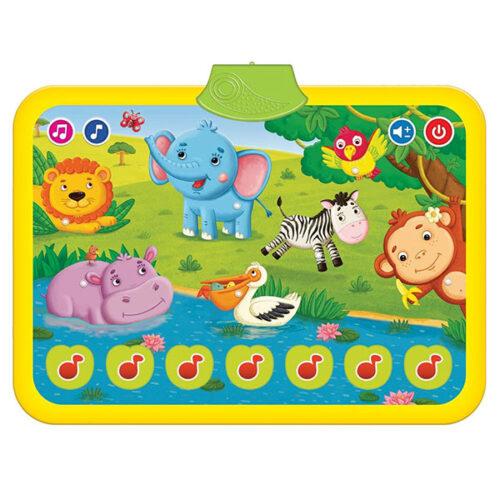 muzicki tepih za bebe zoo vrt 2