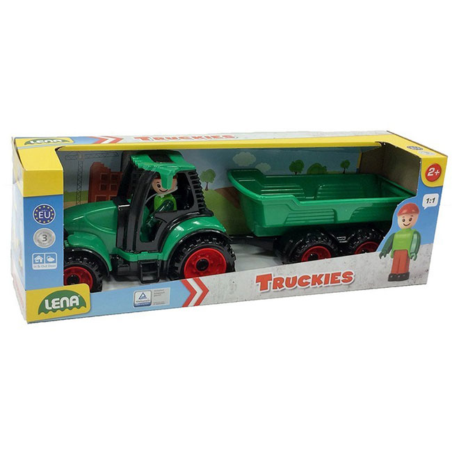 Traktor Lena 25cm 2