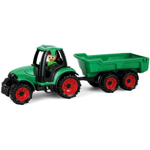 Lena zeleni traktor 36 cm