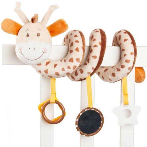 Spirala za krevetac kolica Zirafa