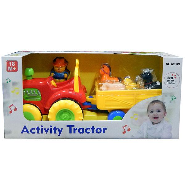 traktor za bebe activity 3