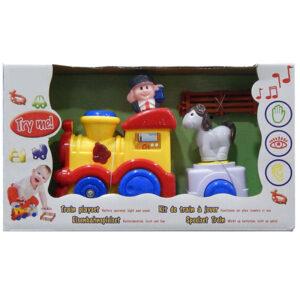 Igracka vozic za bebe lets play