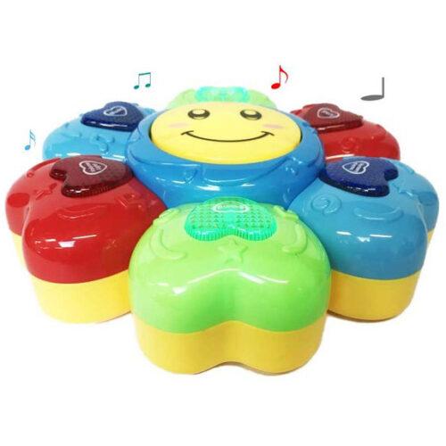 muzicka igracka suncokret