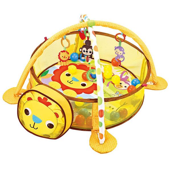 Podloga bazen za bebe Lav
