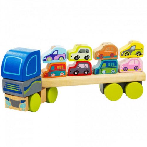Drveni kamion Cubika