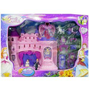 igracka dvorac u kutiji Romantic