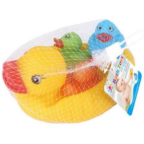Patkice za kupanje u mrezici Duckie