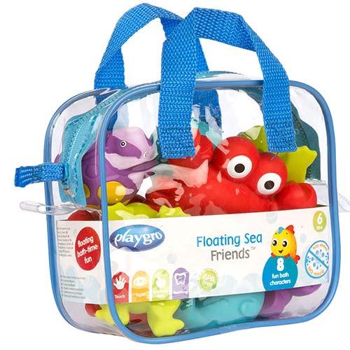 gumene igracke za bebe u pakovanju playgro