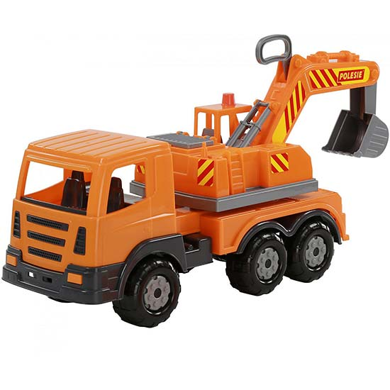 Kamion za decu Wader orange