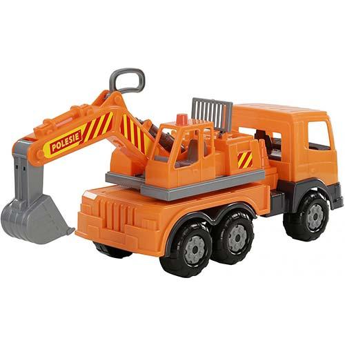 Kamion narandzasti Wader