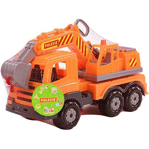 Kamion igracka u mrezici