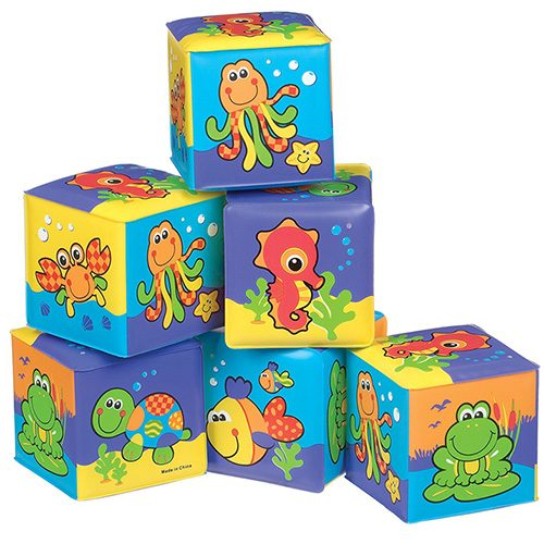 Kocke za bebe Playgro 2