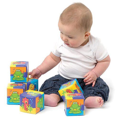 Kocke za bebe Playgro 3