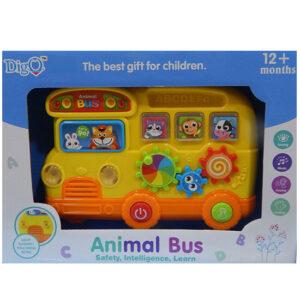 muzicka igracka autobus KINS