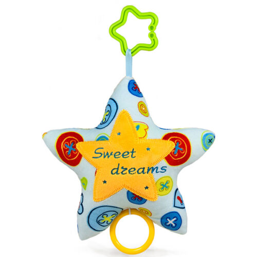 Muzicka igracka za bebe Dream plava
