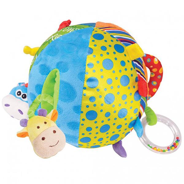 Plisana lopta za bebe Parkfild