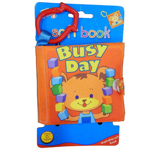 Suskava knjiga za bebe Day