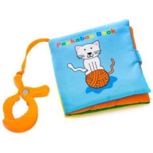 Suskava knjiga za bebe Maca