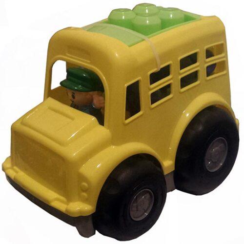 Autobus sa coveculjkom i kockama